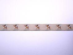 Lint bruin, bambi 15 mm || https://kimya.nl/webshop/lint-bruin-bambi-15-mm-x-1-meter-p-9677.html
