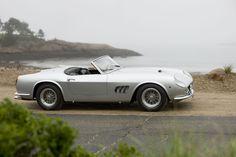 1962 Ferrari 250 GT SWB California Special.