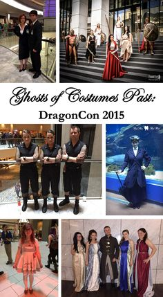 Ghosts of Costumes Past: DragonCon 2015 (Costume/Cosplay round-up: Dana Scully, Fox Mulder, The X-Files, Jawa, Artemisia, 300: Rise of an Empire, Game of Thrones Littlefinger's Brothel Dresses, Doctor Who, Missy, Osgood, Das Sound Machine, DSM, Pitch Perfect 2)