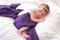 My angel newborn photos