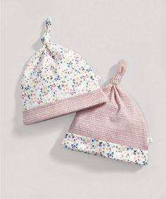 Girls Two Pack of Hats - Mamas & Papas,  €10.00