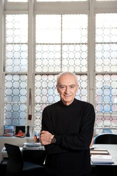 """Massimo Vignelli (born January 1931 in Milan, Italy) is a designer who has done work in a number of areas ranging from package design to houseware design to furniture design to public signage to showroom design through Vignelli Associates, which he co-founded with his wife, Lella.[1][2] He has said, """"If you can design one thing, you can design everything,"""" and this is reflected in his broad range of work.[3] Vignelli works firmly within the Modernist tradition."""