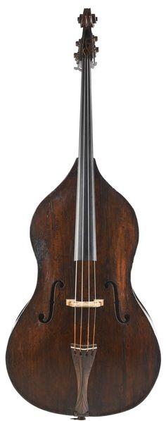 Bernardus Calcanius, Double Bass