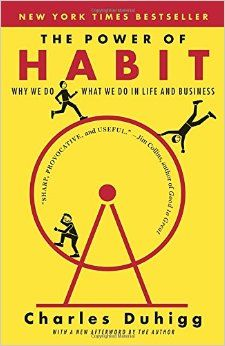 The Power of Habit: Why We Do What We Do in Life and Business is a book by Charles Duhigg, a New York Times reporter, published in February 2012 by Random House. It explores the science behind habit creation and reformation. New York Times, Etre Un Bon Manager, Good Books, My Books, Books To Read In Your 20s, Free Books, Book To Read, Habit Formation, Life Changing Books