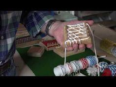 How to Tie a Paracord Turks head knot (Using board)(5L4B-7L6B-9L8B) - YouTube