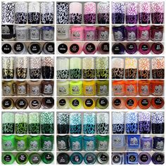 Mundo de Unas stamping polish review and swatches