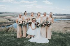 Jordan + Dyllan, Rustic Autumn Ranch Wedding, Othello, WA