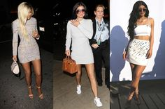Every Outfit Kylie Wore To Celebrate Her 18th Birthday