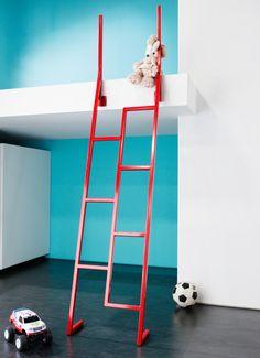Kids playroom loft. @littledreambird