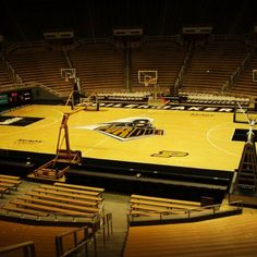 Mackey Arena 2010 (Purdue University, West Lafayette, IN, USA)