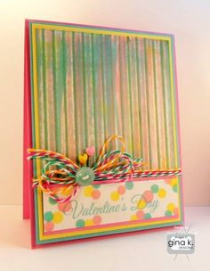 Valentine's Day by sfetterman - Cards and Paper Crafts at Splitcoaststampers
