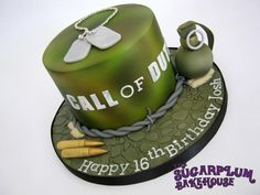 Image result for how to airbrush camo cake