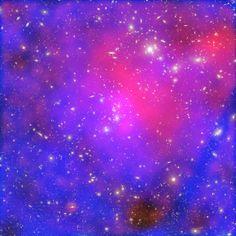 Астрономия для детей: Вселенная большая, красивая... и, по большей части...