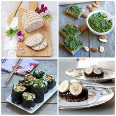 Menu VG qui dit (presque) non à la cuisson! Prune, Vegans, Tables, Vegetarian Cooking, Recipes, Friday, Mesas