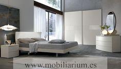 Dormitorios Matrimonio MAB - Ambiente Fly - Catálogo 2016 - Mobiliarium