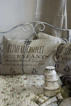 french pillow