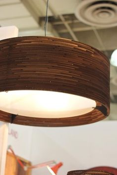 Pendant light (by Graypants - Seth Grizzle and Jonathan Junker)