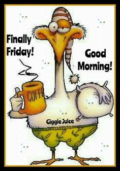Happy Friday Funny Cartoon Images : happy, friday, funny, cartoon, images, Happy, Friday, Funny, Cartoon, Images