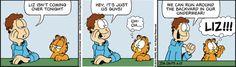 Garfield June 22 2012