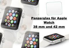 Panzerglas für Apple Watch iWatch 42mm Tempered Glass Schutzfolie Folie Glas 9H | eBay