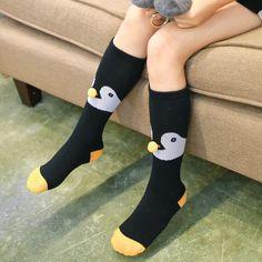 TheFun-Z Custom Cats in Love Socks Novelty Funny Cartoon Crew Socks Elite Casual Socks
