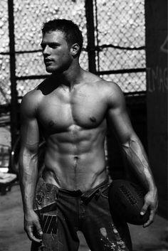 So, uhh... May I play football with you? :}