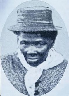 Harriet Tubman....So brave!!!  I really did try and look for a picture of her looking happy or proud, and this is the best I could do.  Of course, photography back then wasn't the best or the quickest, so who knows, maybe she started the shot with a big proud smile.
