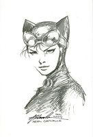 Catwoman by GEMWOLF