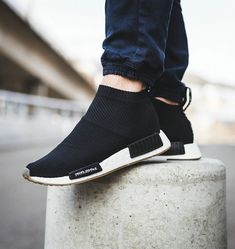 9f5a14203d527 On-Foot  MIKITYPE x United Arrows Sons x adidas NMD CS1 Primeknit - EU
