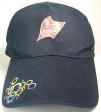 7e2d6a82829 2008 Beijing Olympic COCA COLA Coke Sponsor Cap Beijing Olympics