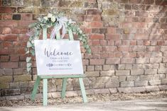 Lucy & Charlie Wedding day - wedding stationary- welcome board - Anna Jayne Designs - Lillibrooke Manor, Berkshire - Ellie Mac Photography Ellie And Mac, Flower Room, Wedding Breakfast, Event Dresses, Wedding Stationary, Table Plans, Bridal Boutique, Fairy Lights, Anna