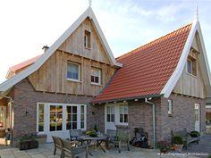 Saksische bouwstijl © Building Design Architectuur