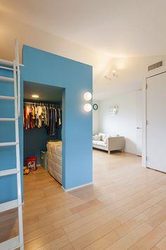 物件詳細ダイジェスト版 | 実例ギャラリー| 戸建住宅 | 積水ハウス Dorm, Architecture Design, Kids Room, Sweet Home, Interior, House, Furniture, Business, Home Decor