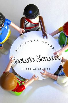 Step by step strategy for incorporating Socratic Seminar in your Social Studies classes.