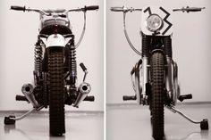 BSA 650 lightning by La Raiz Motorcycles