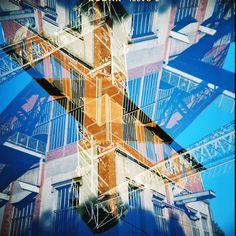 Diana f+// double exposure