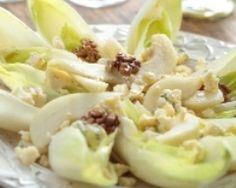 Endives farcies aux poires et au roquefort - Une recette CuisineAZ