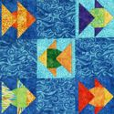 Quiltmaker has 15 free quilt patterns online that are great for charity projects like Project Linus, and also work well for kid quilts and baby quilts. http://www.quiltmaker.com/patterns/projectlinus.html