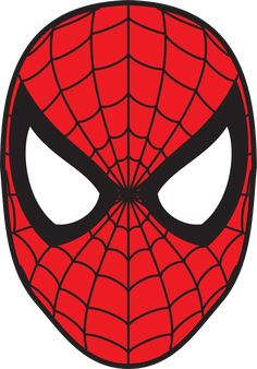 google image result for http www vinyl decals com prodimages rh pinterest com spider man homecoming face logo spiderman face coloring page