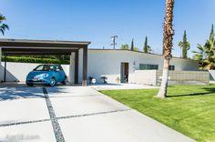 Modernism Week 2015 – House #3 @modernismweek #meiselmanhometours #meiselmanhometours2015 #midcenturymodern #architecture #design #interiordesign #palmsprings