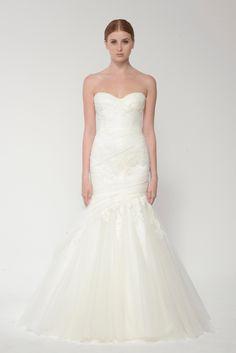 Wedding Dress Monique Lhuillier Bliss Bridal Collection