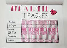 Weight Loss Tracker for Bullet Journal – Develop Healthy Habits! Weight Loss Tracker for Bullet Journal – Develop Healthy Habits! Bullet Journal Tracker, Bullet Journal Health, Bullet Journal Ideas Pages, Journal Pages, Diet Journal, Weight Loss Journal, Fitness Journal, Training Journal, Sixpack Training