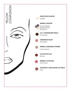 Tanya Rae's Color Tips for Yellow Complexions!