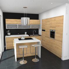 25 Meilleur De Cuisine Avec Ilot Centrale Design de Maison
