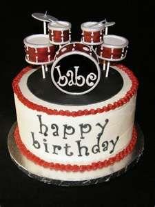 Blake's cake?