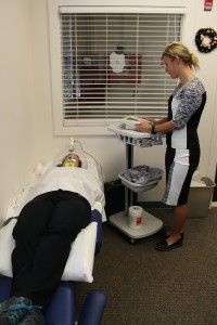 The AWC provides metabolic testing for weight management.