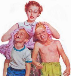Harrison McIssac and William  with their mum ~ Remember the Girl https://www.scribd.com/book/323973995/Remember-the-Girl
