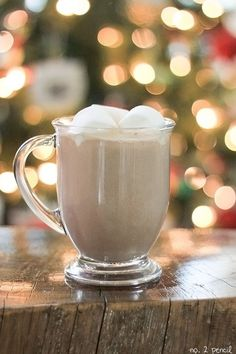 Slow Cooker Hot Cocoa