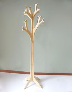 Hey, I found this really awesome Etsy listing at https://www.etsy.com/listing/90619032/objectify-sapling-coat-stand-large
