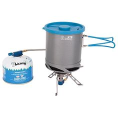 Olicamp Xcelerator Titanium with XTS Stove Combo >>> You can get more details by clicking on the image.